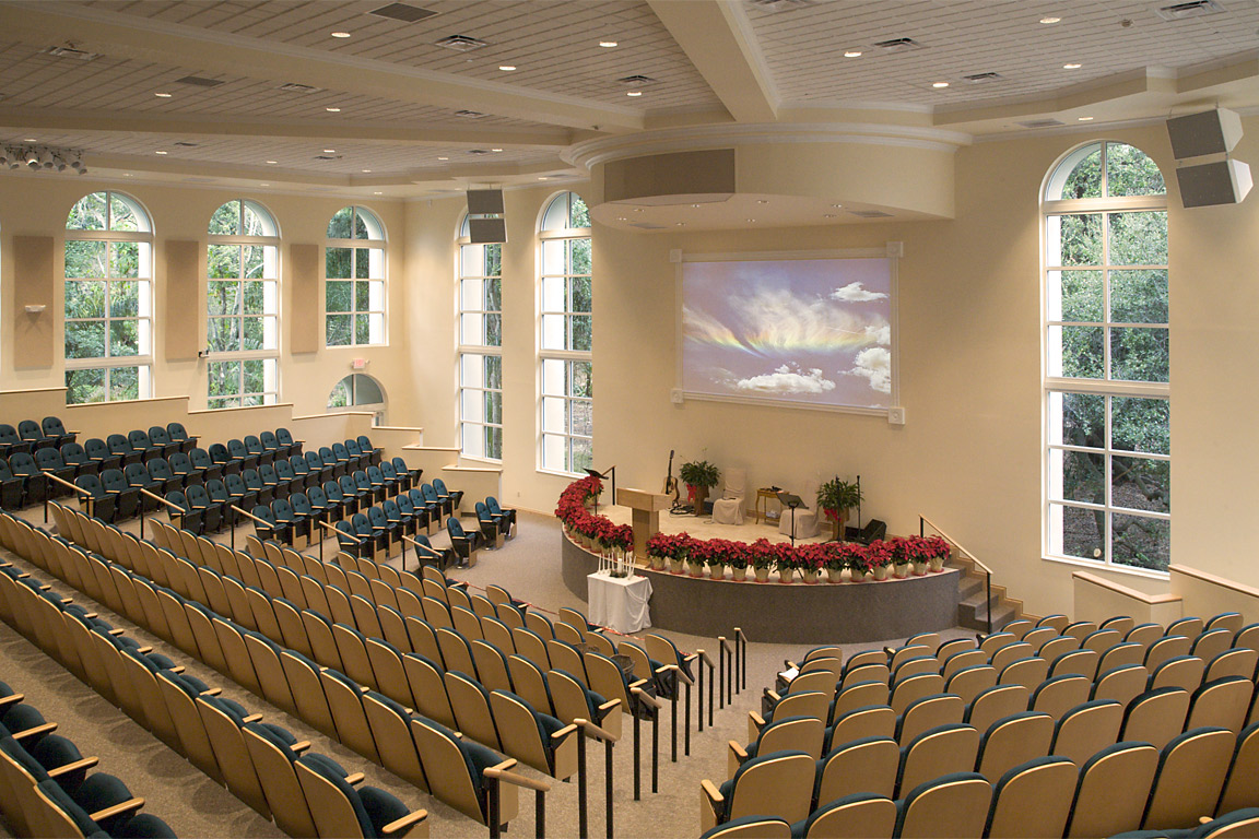 Church Sanctuary Layouts Designs